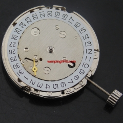 Asia st1731 automatic mechanical movement parnis watch Replacement case p605