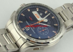1130 Date 44mm Pagani Design Stainless Steel Chronograph Quartz Mens Wristwatch