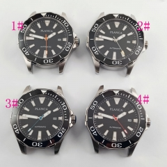 45mm with logo black dial Sapphire glass miyota 8215 Automatic Watch 2650