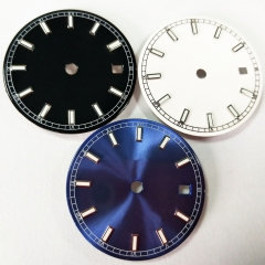 1PCS 29mm sterile Dial fit 2836,2813/3804 Miyota 82 Series movement 39-41mm watch P892-N