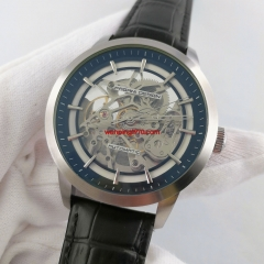 PAGANI DESIGN 43mm Skeleton Watch Mens Automatic Mechanical Luxurious Gift 3120